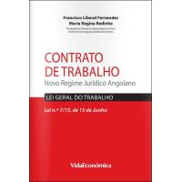 Contrato de Trabalho - Novo Regime Jurídico Angolano