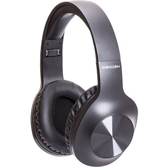 Auscultadores Bluetooth Swingson Klest - Preto