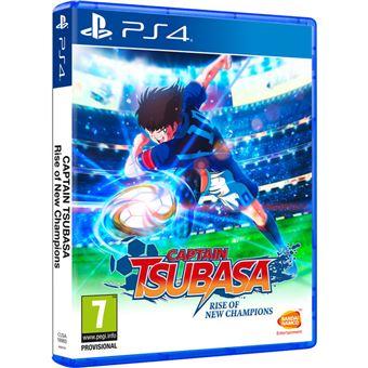 Captain Tsubasa: Rise of New Champions Oliver y Benji - PS4