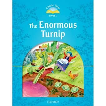 Enormous turnip
