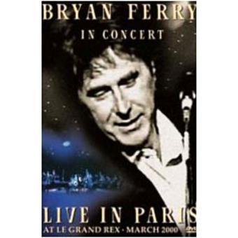 Live in Paris at le Grand Rex. March 2000