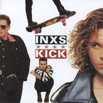 Kick - LP 12''