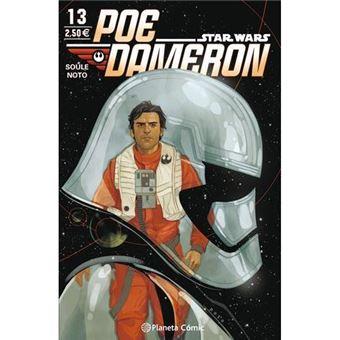 Star wars poe dameron 13-grapa