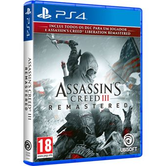 Assassin's Creed 3 Liberation Remastered - PS4