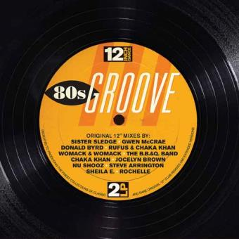 12 Inch Dance: 80s Groove (2LP)