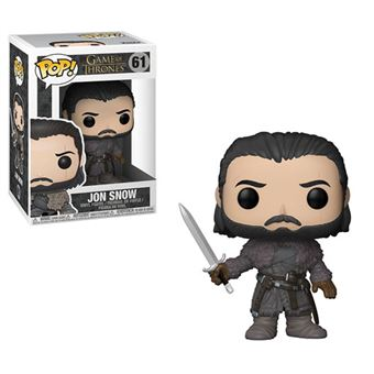 Funko Pop! Game of Thrones: Jon Snow - Beyond the Wall - 61