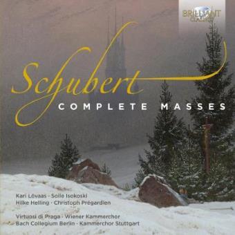 Schubert | Complete Masses (4CD)