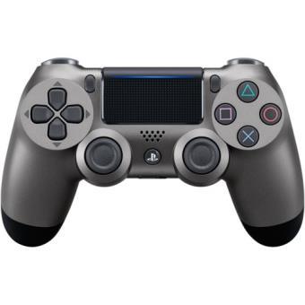 Comando Sony Dualshock 4 Steel Black PS4