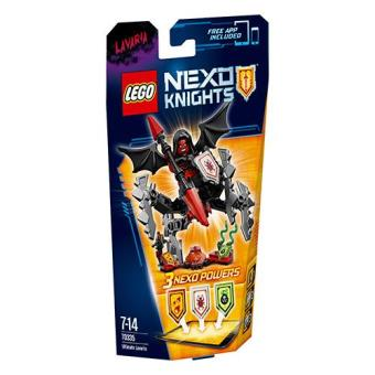 Ultimate Lavaria (LEGO Nexo Knights 70335)