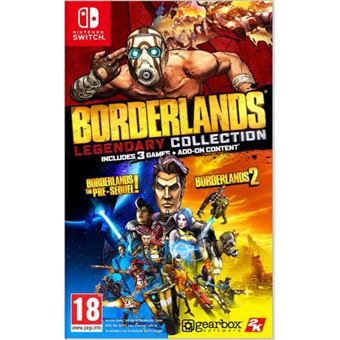 Borderlands Legendary Collection - NTS