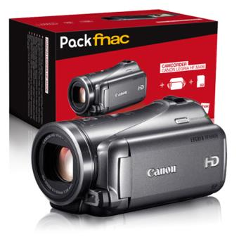 Canon Legria HF M406 Pack Fnac