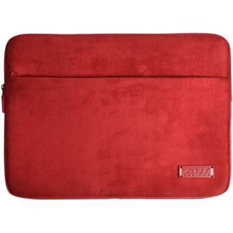 Sleeve Port Milano 15,6'' - Vermelho
