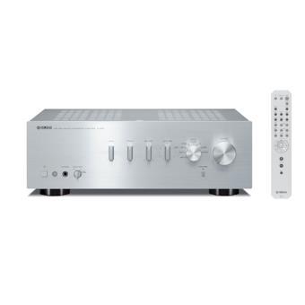 Yamaha A-S301 2.0 Casa Com fios Prateado amplificador de áudio