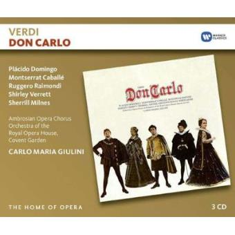 Verdi | Don Carlo (3CD)
