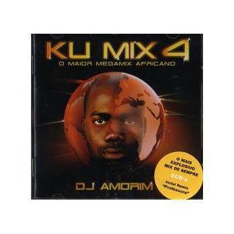 Dj Amorim: Ku Mix 4 (2CD)