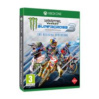 Monster Energy Supercross: The Official Videogame 3 - Xbox One