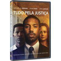Tudo Pela Justiça - DVD