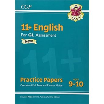 New 11+ gl english practice papers