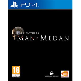 The Dark Pictures: Man of Medan - PS4