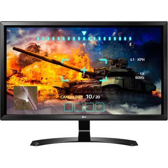 Monitor LG UHD 4K 27UD58-B - 27''