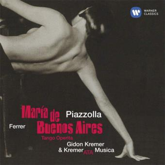 Piazzólla: Maria de Buenos Aires - 2CD