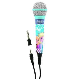 Microfone Frozen Lexibook