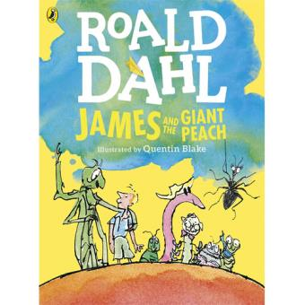 James and the Giant Peach - Colour Edition
