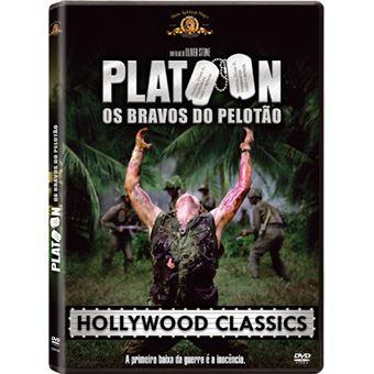 Platoon: Os Bravos do Pelotão - DVD