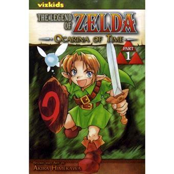 The Legend of Zelda - Book 1