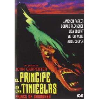 El príncipe de las tinieblas (DVD)