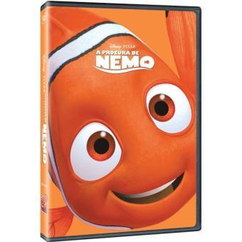 À Procura de Nemo - DVD