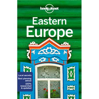 Lonely Planet Travel Guide - Eastern Europe 15