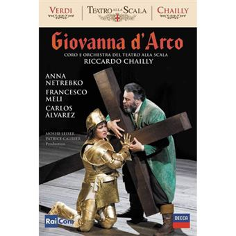 Verdi: Giovanna d'Arco - DVD