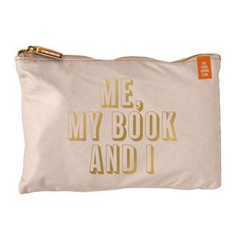 Bolsa de Cosméticos Gacangift 24 cm - I Love Books