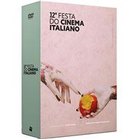 Pack 12ª Festa do Cinema Italiano - 3DVD