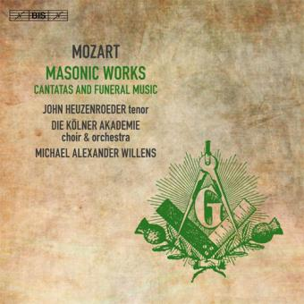 Mozart: Masonic Works - SACD