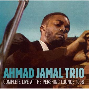 Complete Live at The Pershing Lounge 1958 - CD
