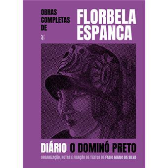 Diário: O Dominó Preto de Florbela Espanca