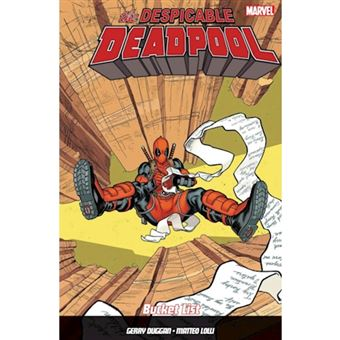 Despicable deadpool vol. 2