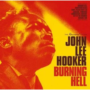 Burning Hell + 8 bonus tracks