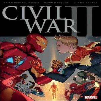 Civil War II - Book 1