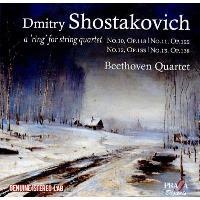 Shostakovich | A Ring for String Quartet