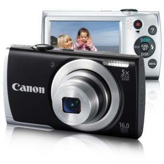Canon PowerShot A2500 Preta