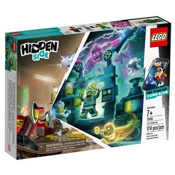 LEGO Hidden Side 70418 O Laboratório de Fantasmas de J.B.