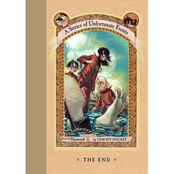 The End - A Series of Unfortunate Events