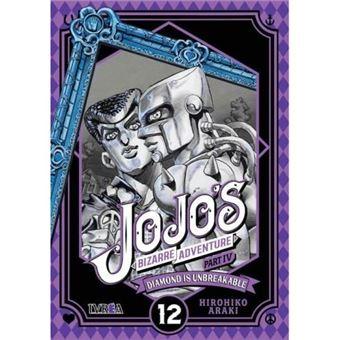 Jojo's bizarre adventure 4 diamon12