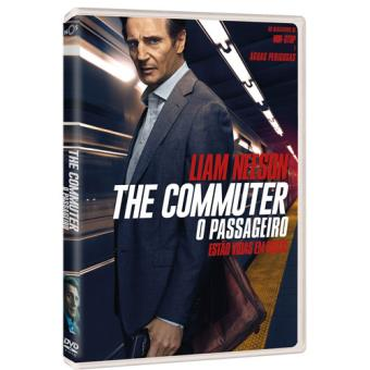 The Commuter: O Passageiro - DVD