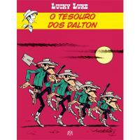 As Aventuras de Lucky Luke - Livro 16: O Tesouro dos Dalton