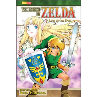 The Legend of Zelda - Book 9 : A Link to the Past
