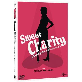 Sweet Charity: A Rapariga que Queria ser Amada – Classic Cinema Universal (DVD)